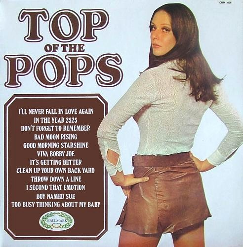 Uk Vol 7 Top Of The Pops Lps