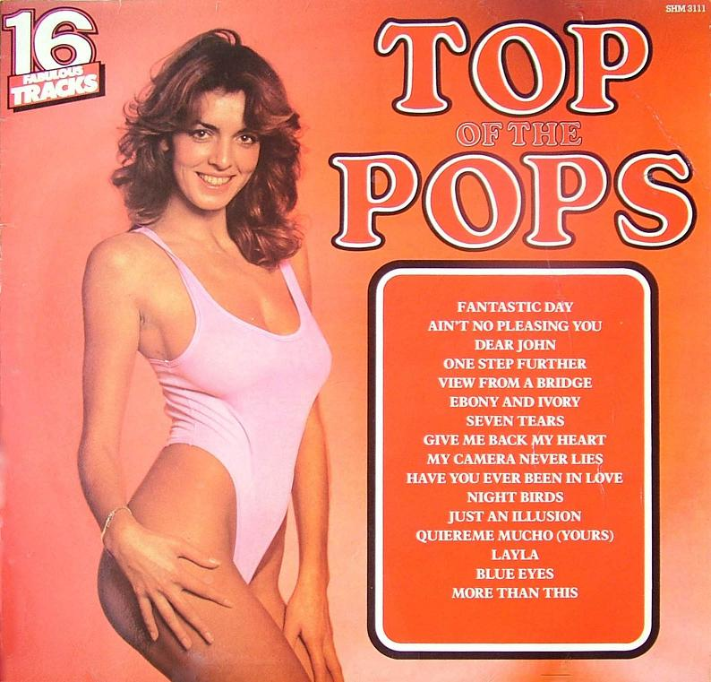 UK Vol 91 TOP OF THE POPS LPs